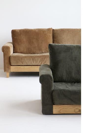 rasic LP sofa 2seat