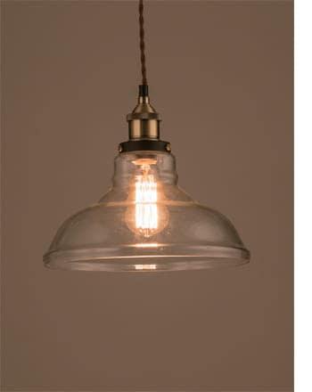 rounded pendantlight
