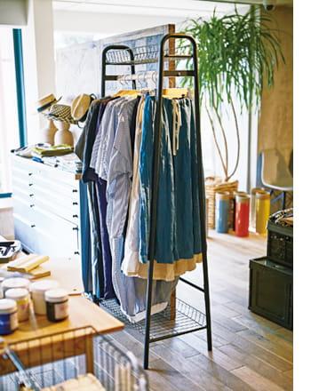 shelf hanger rack