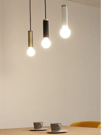 sigaro pendant light