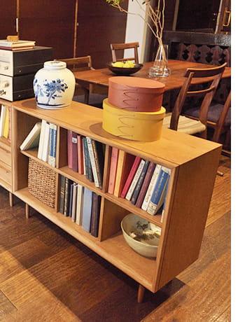 timo open shelf