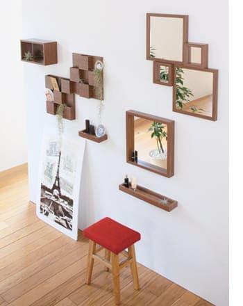 wall tray L