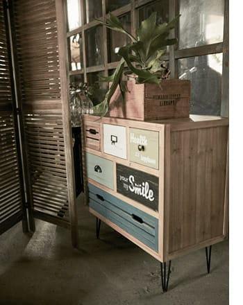 waide wood chest