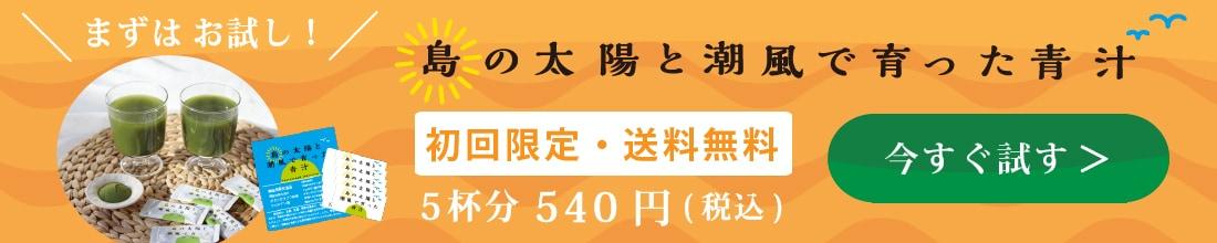 喜界島薬草農園のスタッフ