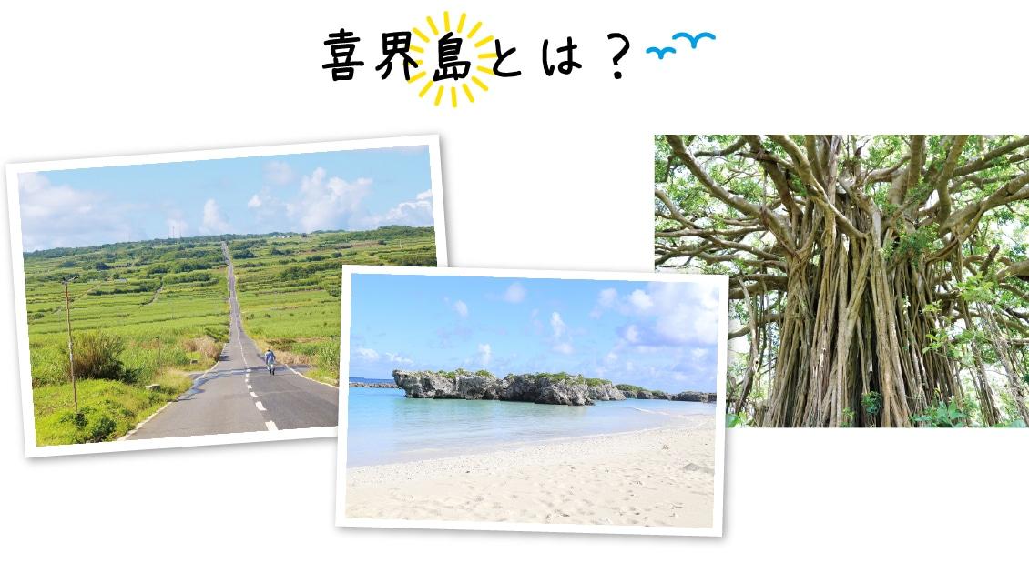 喜界島とは