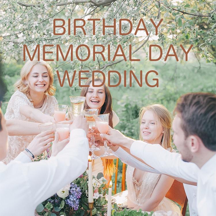 結婚祝い・記念日・誕生日特集