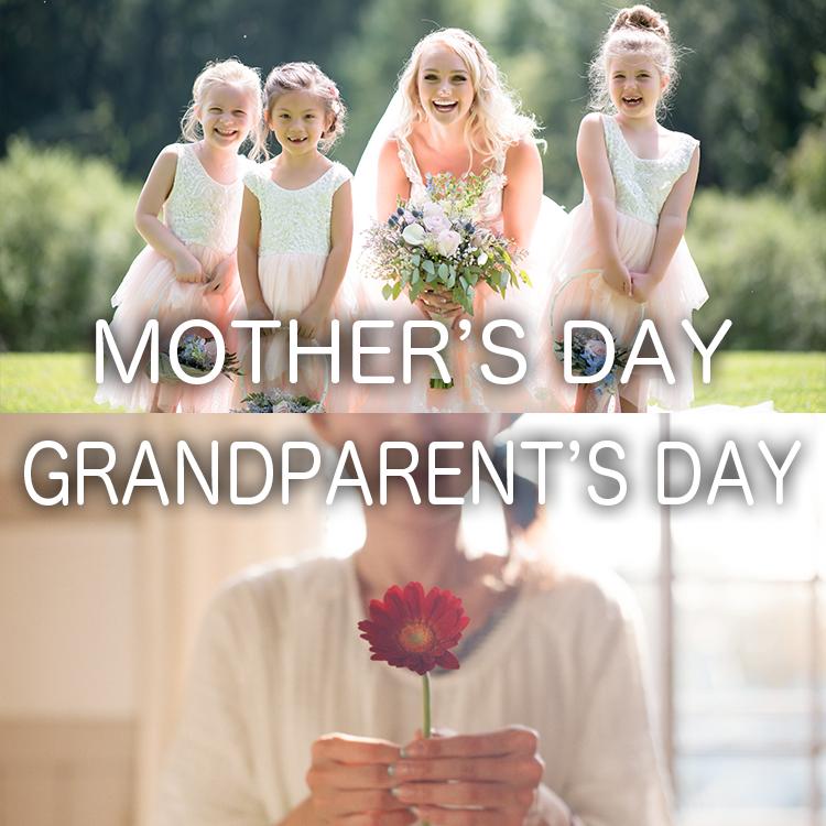 母の日・敬老の日特集