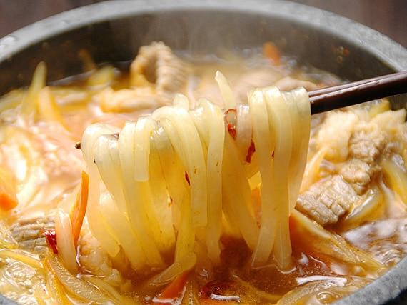 業務用韓国湯麺(たんめん)アップ