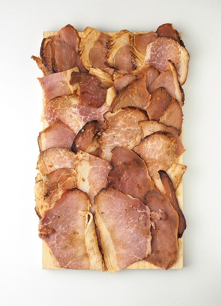 ブロストの焼き豚