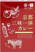 京都 三味一体カレー