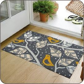 暮らしに寄り添う、北欧マット。Nordic style Design mats