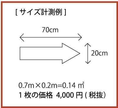 サイズ計測例