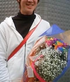 20本前後の花束