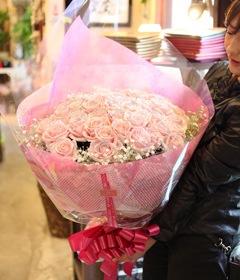 50本前後の花束
