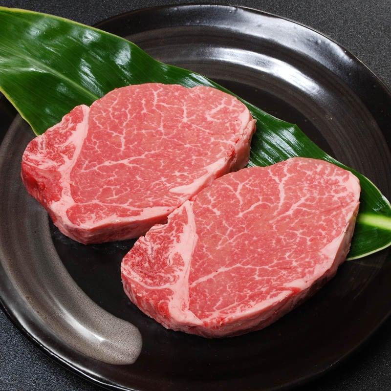 神戸牛ヒレステーキ