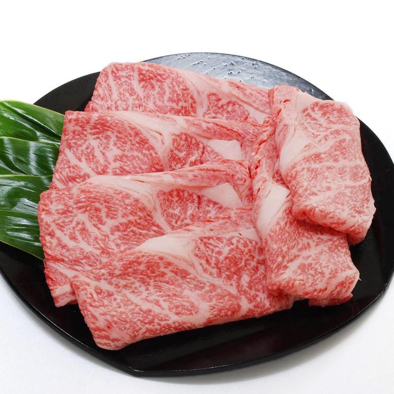 神戸牛ロースすき焼き
