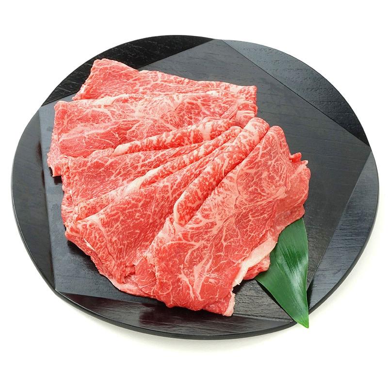 神戸牛ロース・肩すき焼き