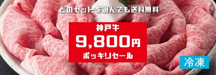 9800円ポッキリ!お好きな商品を選ぶだけ