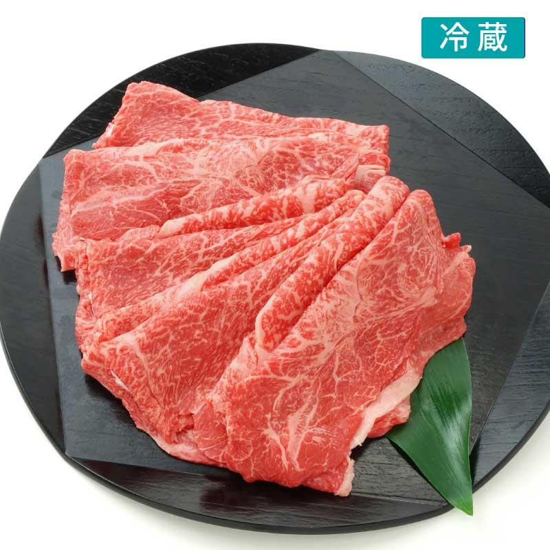 ■神戸牛■ロース・肩すき焼き 【どなたにも好まれる味を追求した神戸牛の絶妙な部位の組み合わせ】(冷蔵)