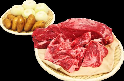 豚肉と玉葱