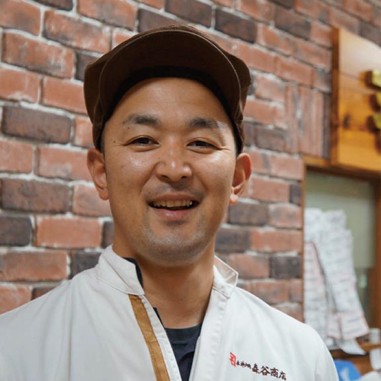 垂水店 店長 田原 洋史