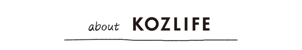 about KOZLIFE
