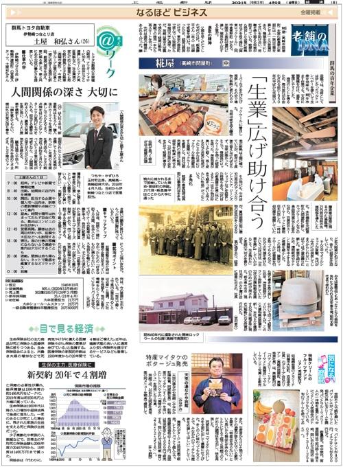 2021.4.9上毛新聞