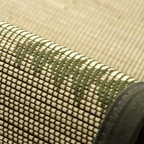 カイハラデニムコラボレーション 竹ラグ