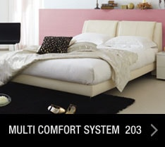 RUFのMULTI COMFORT SYSTEM 203