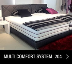 RUFのMULTI COMFORT SYSTEM 204