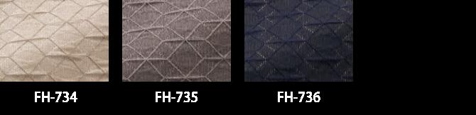 FH-734 FH-735 FH-736