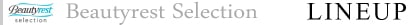 Beautyrest Selection LINEUP