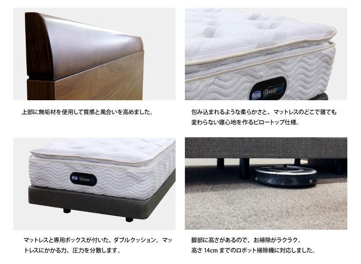 Flat30 特徴