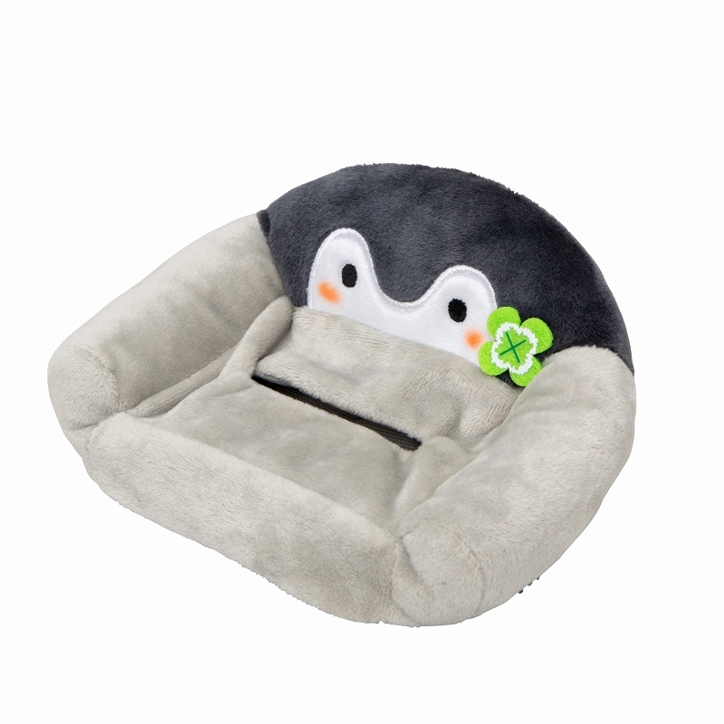 コウペンちゃん ポケットティッシュポーチ(ソファ型)