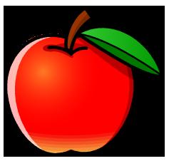 リンゴイラスト