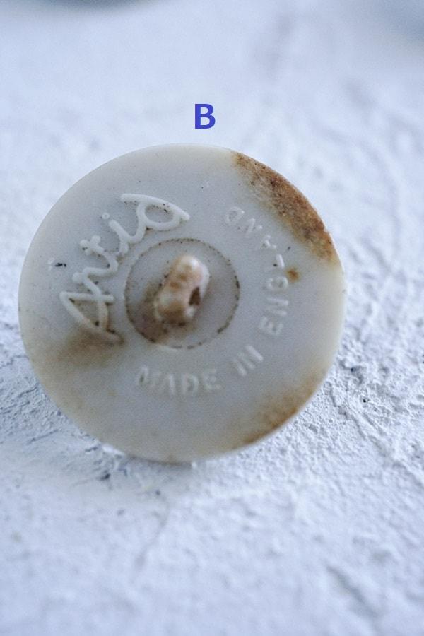 ヴィンテージARTIDボタンW3.1cm 1946−47年 gs-1314