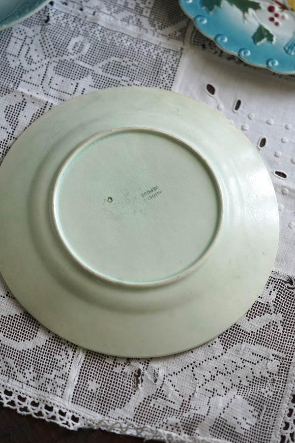 アンティークバルボティーヌデザート皿木の実 20cm gc-905