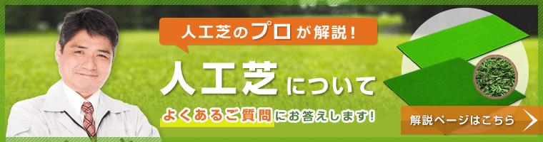 人工芝のプロが解説! 人工芝について よくあるご質問にお答えします!