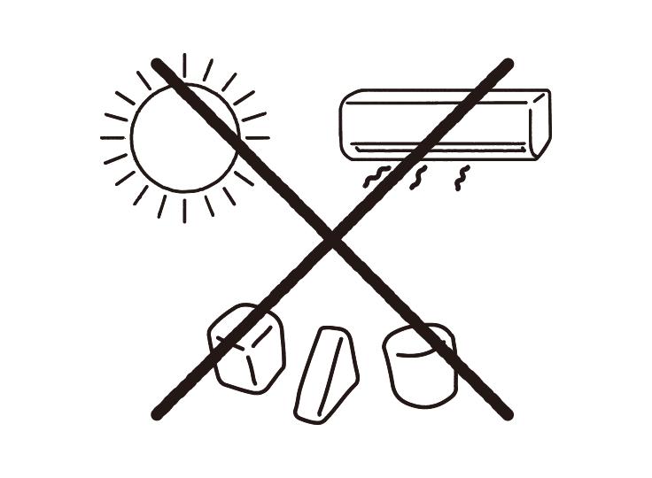 木のおもちゃの保管方法イメージ