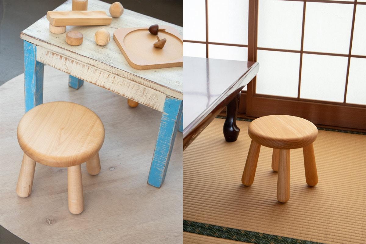 子どもも大人も使いやすい、空間になじむデザイン