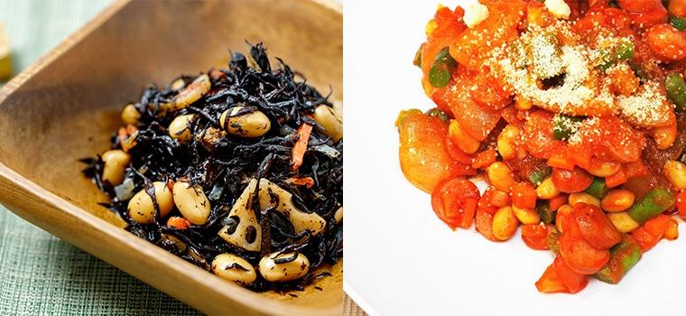 鳥取・田中農場のもち大豆は、もちもちの食感が特徴的で、甘味やコクがあり風味豊かです