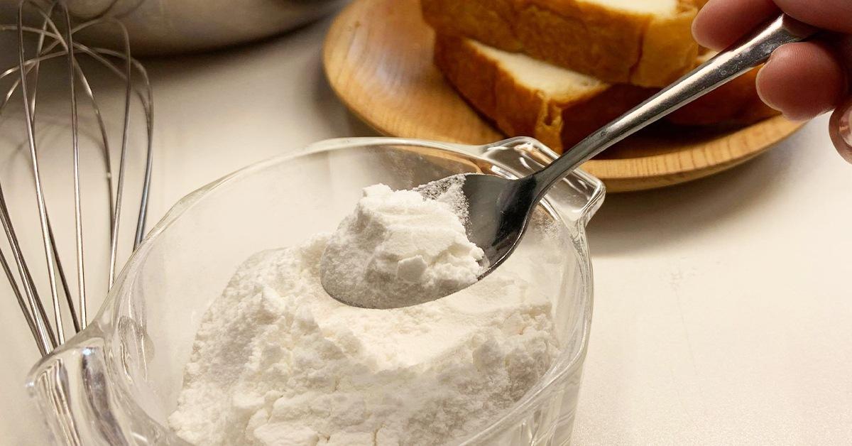 米粉とパンのイメージ