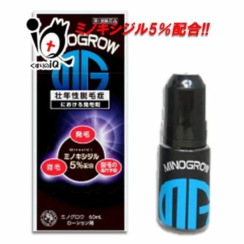 ミノグロウ60ml【岩城製薬】