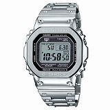 CASIO G-SHOCK ソーラー電波腕時計 メタルモデル GMW-B5000D-1JF