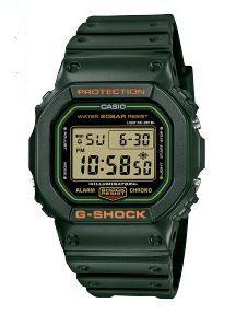 CASIO G-SHOCK DW-5600RB-3JF
