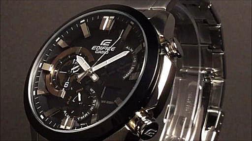 CASIO EDIFICE カシオ腕時計エディフィス ERA-500DB-1AJF