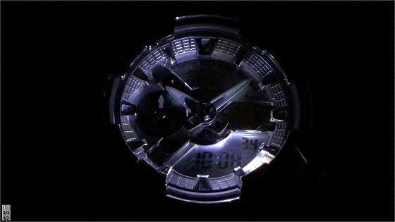 GM-110SCM-1AJFライト点灯