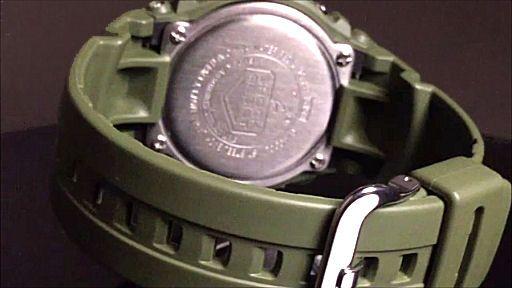 カシオGショック アナログ・デジタル腕時計 CASIO G-SHOCK G-100CU-3AJF