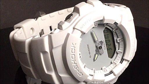 カシオGショック アナログ・デジタル腕時計 CASIO G-SHOCK G-100CU-7AJF