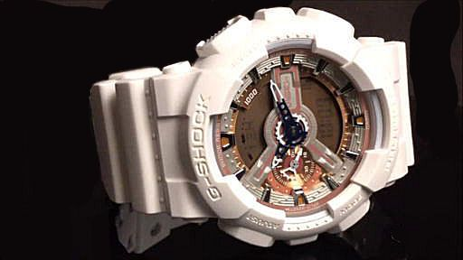 casio G-SHOCK GA-110DB-7AJR